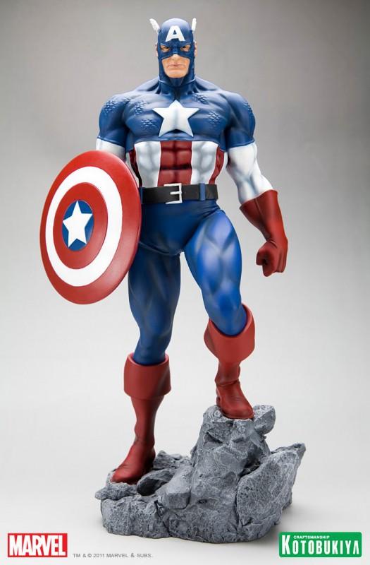 capitan america - kotobukiya - itakon.it