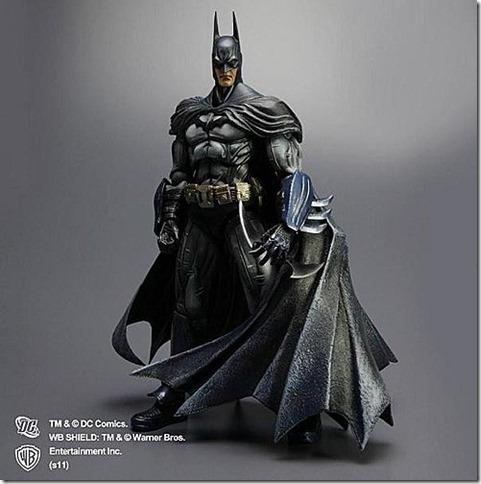 Batman - batman arkham figures - itakon.it