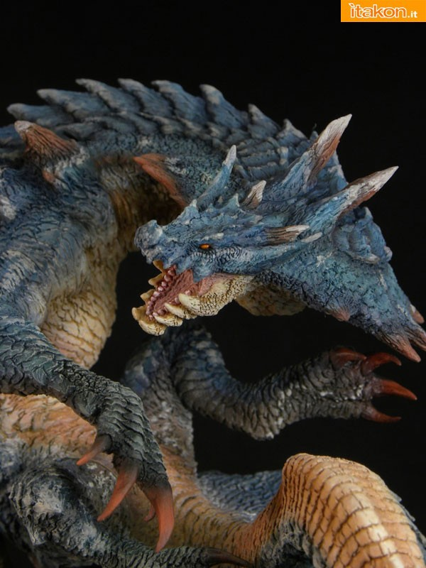"Sea Dragon: Lagiacrus da ""Monster Hunter"" di Capcom"