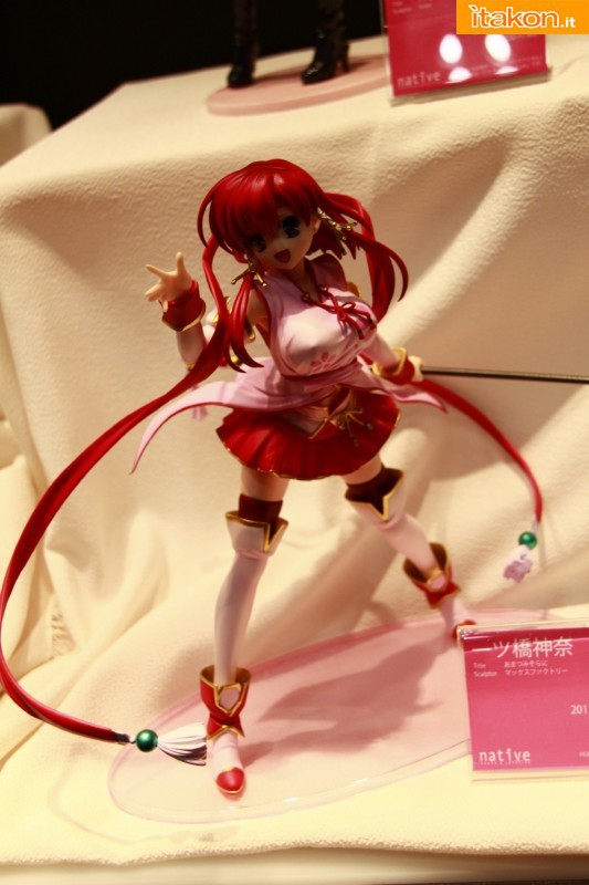 Wonder Festival 2012 Winter - Orchid Seed e Native