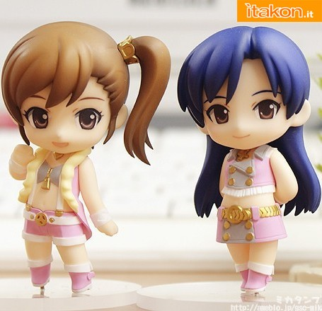 """The Idolm@ster 2"" Nendoroid Petit set #01"