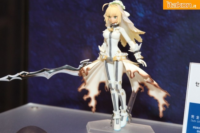 figma extra ccc saber bride exclusive max factory