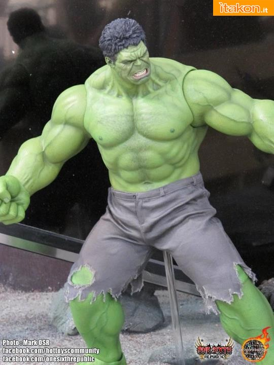 The Avengers: The Incredible Hulk