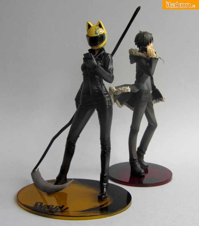 Durarara!!: recensione di Celty Sturluson by ALTER izaya