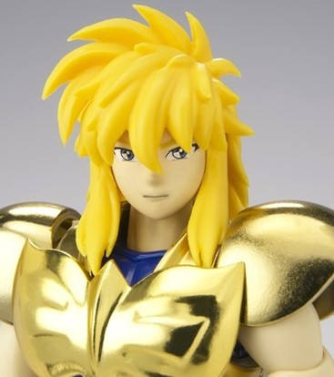 Saint Seiya myth cloth Cygnus Hyoga Gold Limited Bandai
