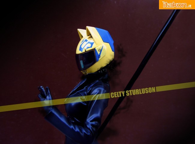 Durarara!!: recensione di Celty Sturluson by ALTER review