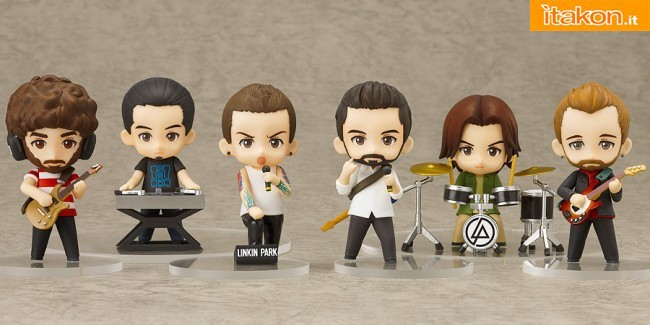 nendoroid petit linkin park