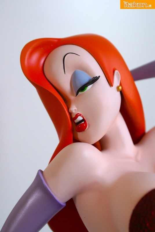 Recensione jessica rabbit premium format exclusive edition