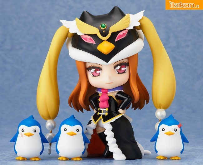mawaru penguindrum nendoroid princess of the crystal