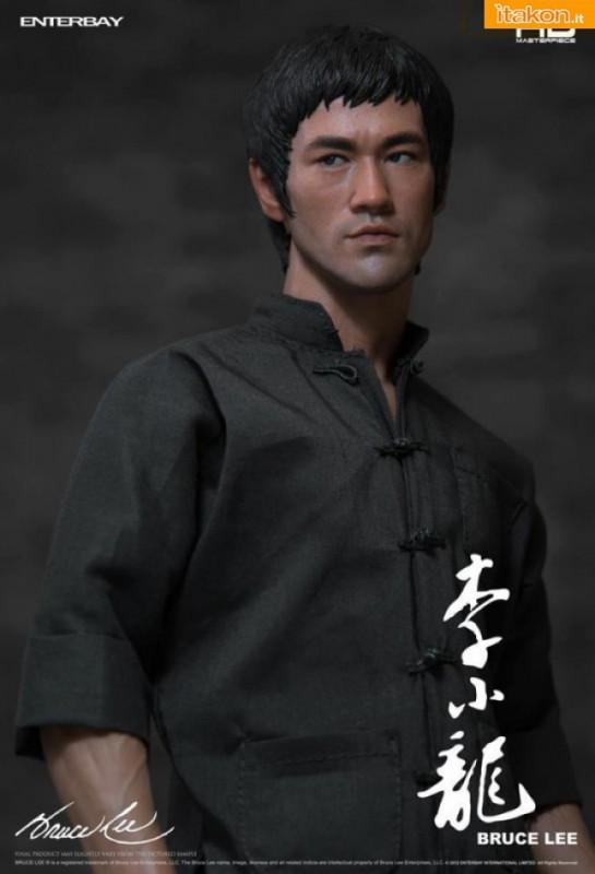 "Enterbay: Bruce Lee ""The Way Of The Dragon"" 1:4 Figure HD Masterpiece - Immagini Ufficiali"