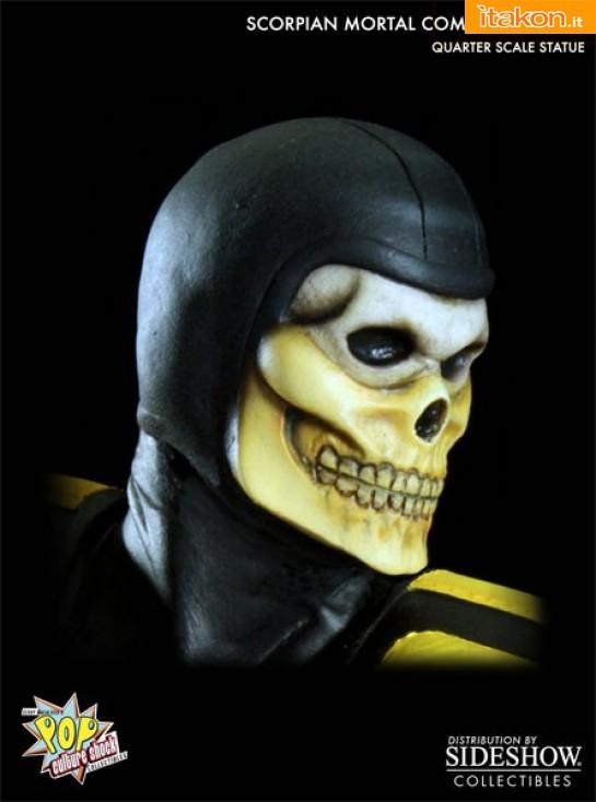 Ultimate Mortal Kombat 3: Scorpion 1/4 da Pop Culture - In Preordine