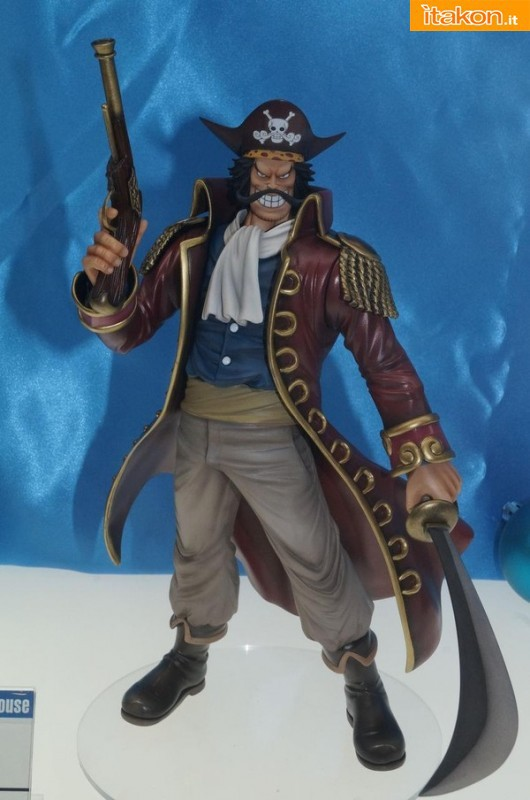 Megahouse - One Piece - Gold D. Roger 1-8