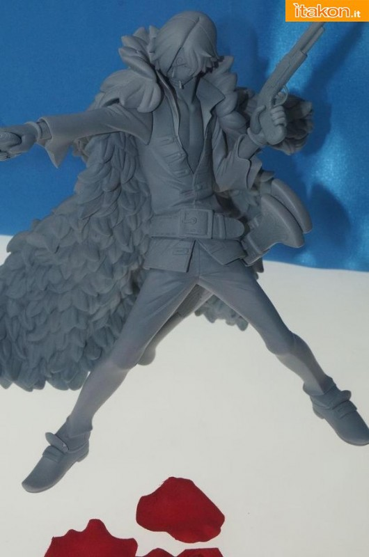 Megahouse - One Piece - Sanji Z movie