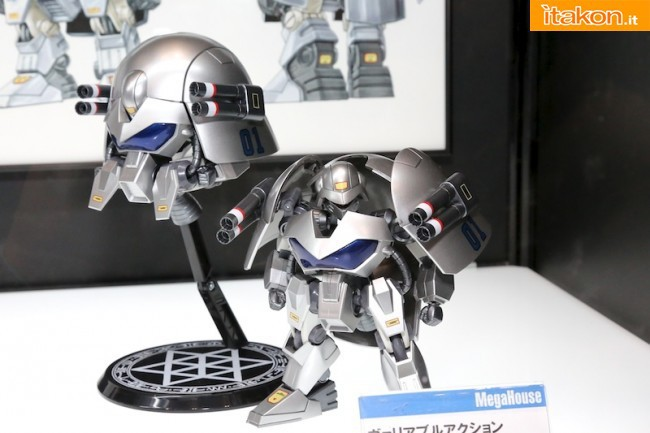 megahouse - mecha 3