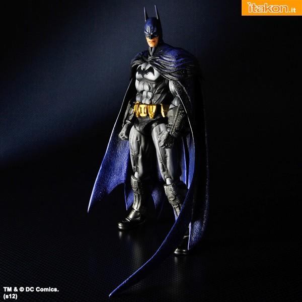 Batman Arkham City Play Arts Kai – Square Enix
