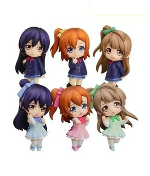 Love Live! School Idol Project Nendoroid Petit GSC preordine 20