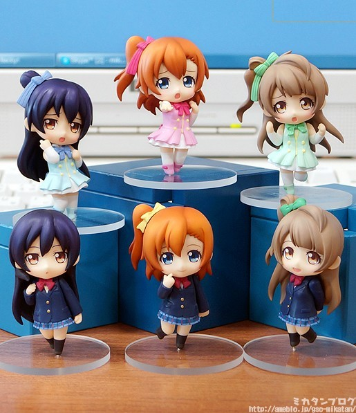 Love Live! School Idol Project Nendoroid petit - GSC anteprima 06