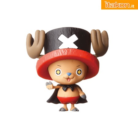 chopper - megahouse - POP MILD - sushi express 1