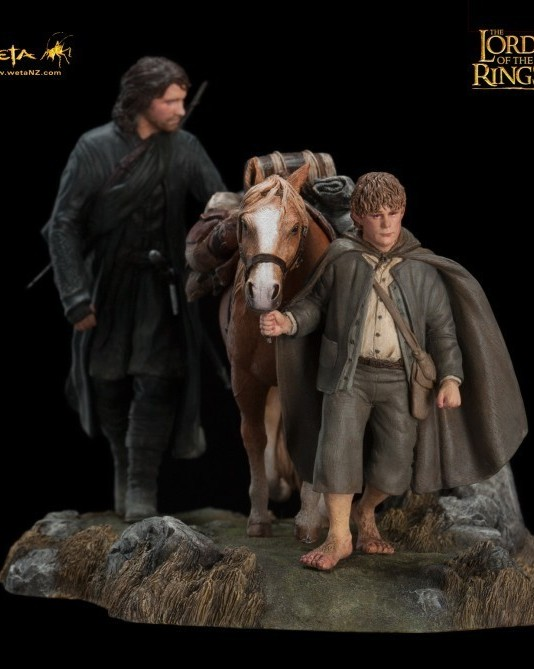 Fellowship of the Ring Set 3 di Weta Collectibles (1)
