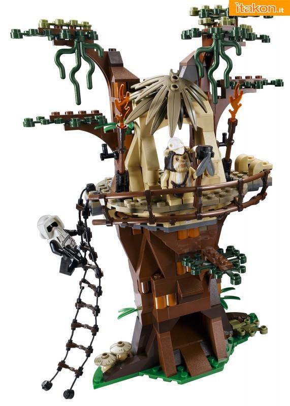 Lego star wars 10236 ewok village 007