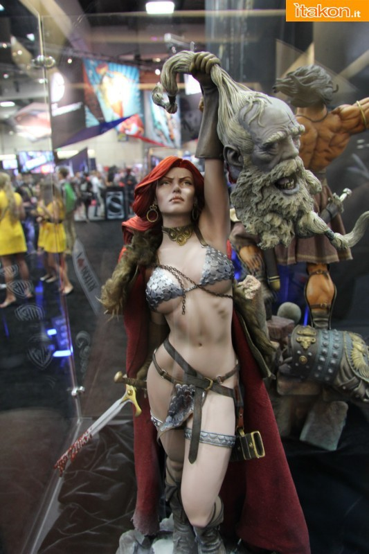 [Sideshow] Red Sonja - Victorious Premium Format - LANÇADA!!! SDCC2013-sideshow-premium-format-2-533x800