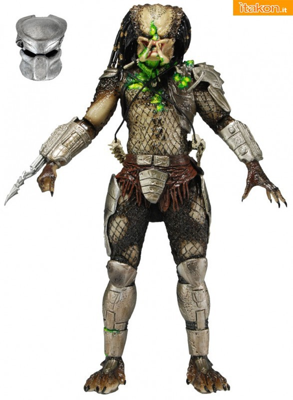 [NECA] 25th Anniversary Predator: Dutch vs Jungle Hunter 9449266788_47ec324496_b-587x800