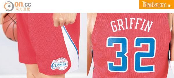 [Enterbay] NBA Real Masterpiece: Blake Griffin (Los Angeles Clippers) Enterbay-Blake-Griffin-16-Real-Masterpiece-13