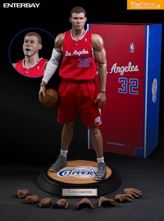 [Enterbay] NBA Real Masterpiece: Blake Griffin (Los Angeles Clippers) Enterbay-Blake-Griffin-16-Real-Masterpiece-2
