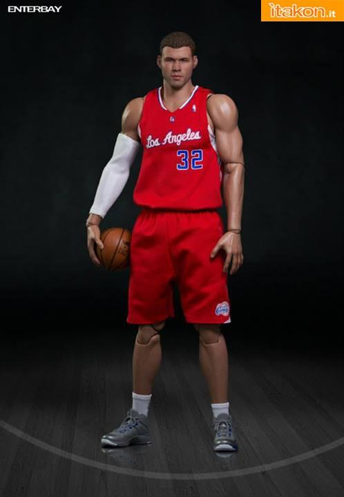 [Enterbay] NBA Real Masterpiece: Blake Griffin (Los Angeles Clippers) Enterbay-Blake-Griffin-16-Real-Masterpiece-7