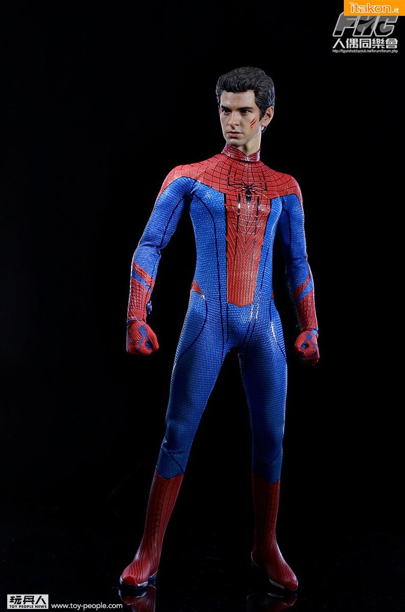 Amazing man spider toys hot