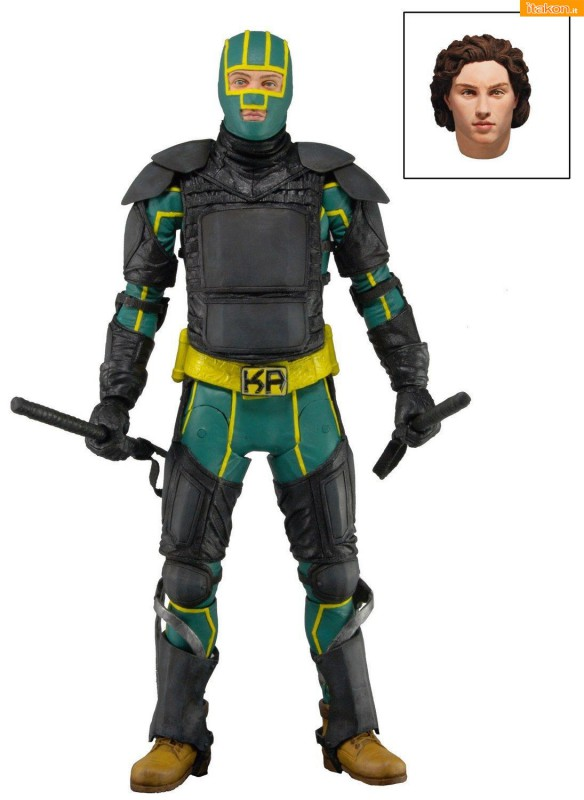 "[NECA] Kick Ass 2 - 7"" action Figures Armored-Kick-Ass-584x800"