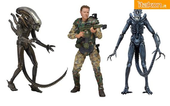 [NECA] Series 4 - Aliens: Ellen Ripley e Dallas Arthur NECA_Aliens_Series-2_01