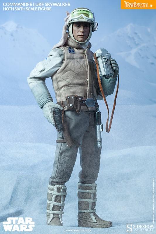 [Sideshow] Star Wars: Commander Luke Skywalker - Hoth Sixth Scale Figures A53