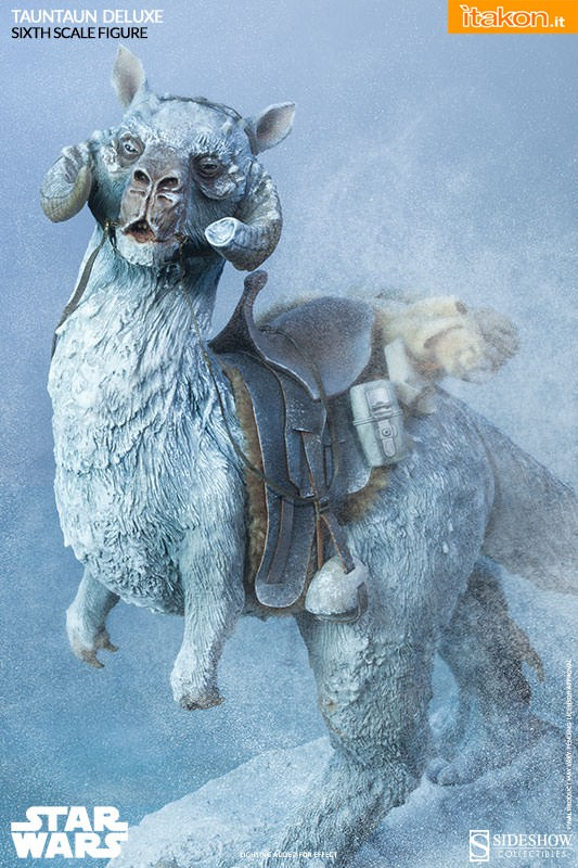 [Sideshow] Star Wars: Commander Luke Skywalker - Hoth Sixth Scale Figures B7