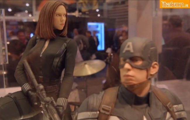[Gentle Giant] Black Widow Statue (Captain America: The Winter Soldier) - LANÇADA!!! - Página 2 610-650x412