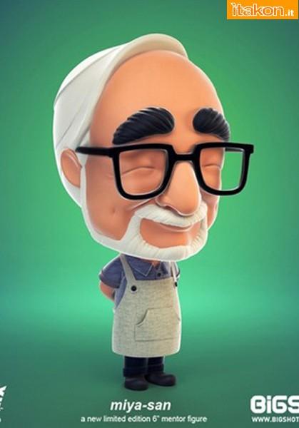 Hayao Miyazaki action figure 00