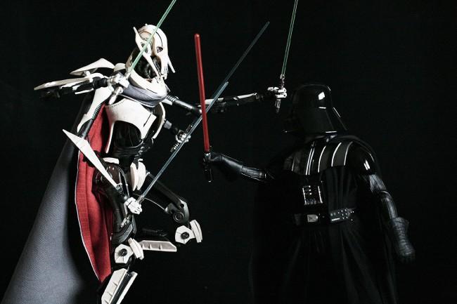 [SideShow] Star Wars: General Grievous 1/6th Scale Figure - Página 4 General-Grievous-12-650x433