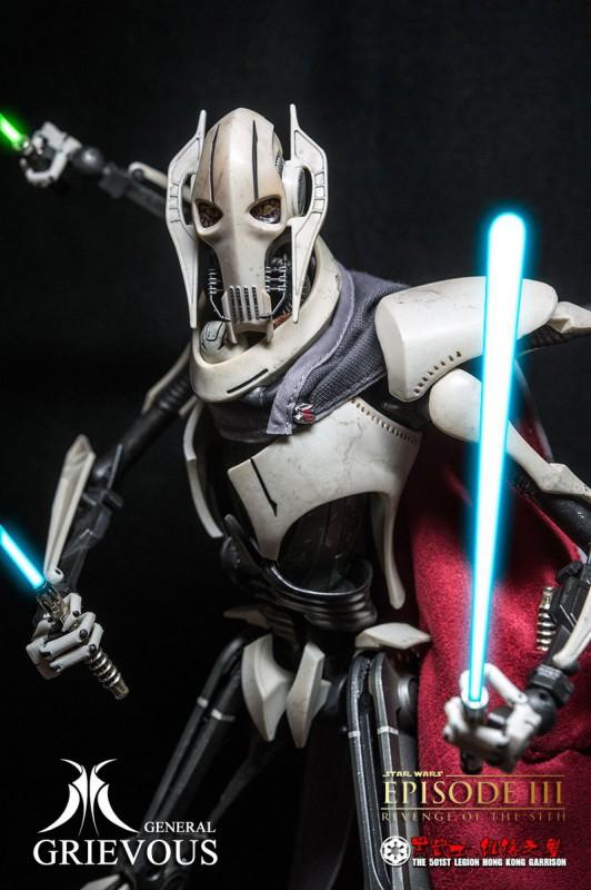[SideShow] Star Wars: General Grievous 1/6th Scale Figure - Página 4 General-Grievous-17-532x800