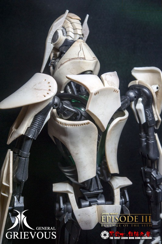 [SideShow] Star Wars: General Grievous 1/6th Scale Figure - Página 4 General-Grievous-30-532x800