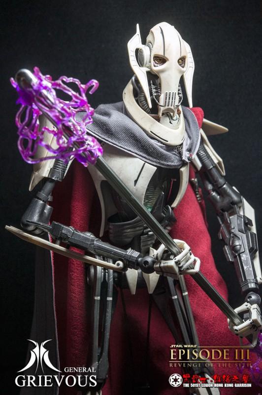 [SideShow] Star Wars: General Grievous 1/6th Scale Figure - Página 4 General-Grievous-311-532x800