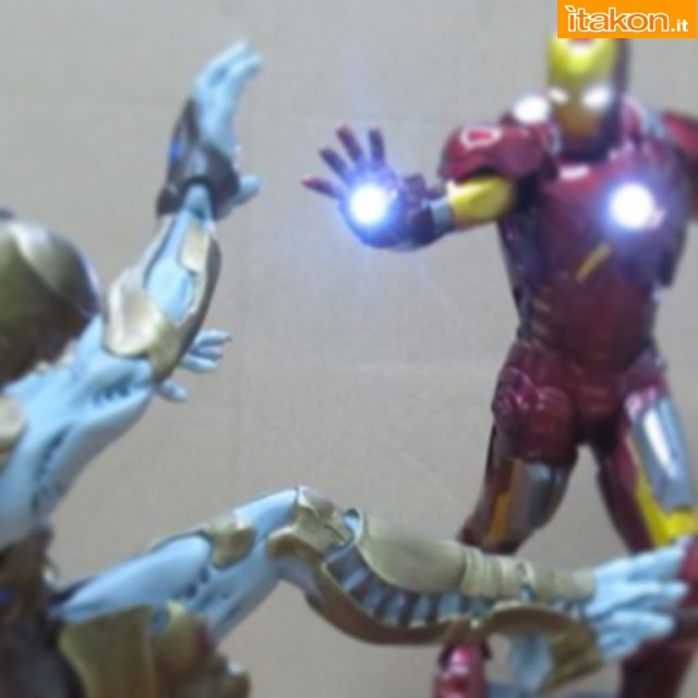 [Iron Studios] The Avengers: Iron Man MK VII Statue 1/6 scale - LANÇADO!!! A1