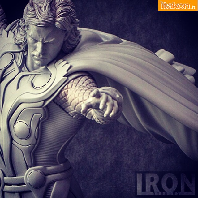 [Iron Studios] Diorama The Avengers: Thor Statue 1/6 scale C1
