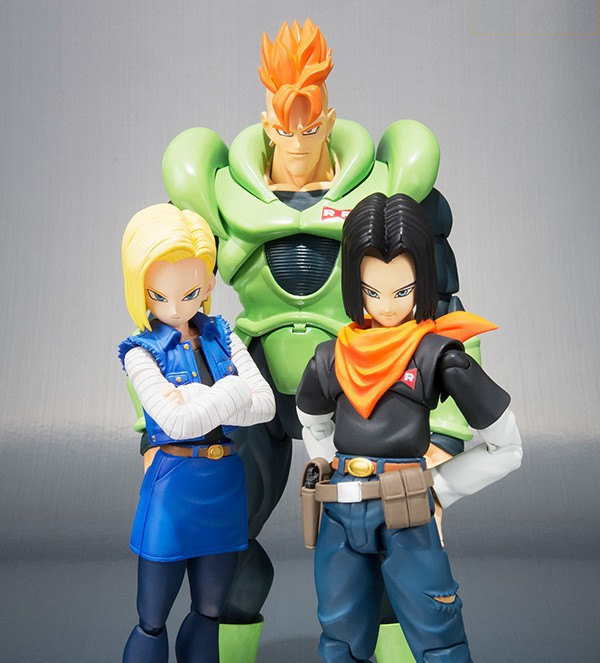 C-16 Dragon Ball Action Figure 02