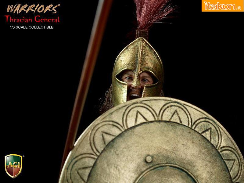 [ACI Toys] Thracian General ACI-19 1/6 scale figure Ac01