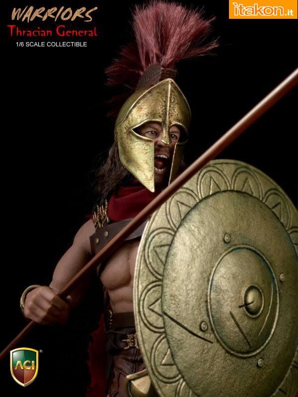 [ACI Toys] Thracian General ACI-19 1/6 scale figure Ac02