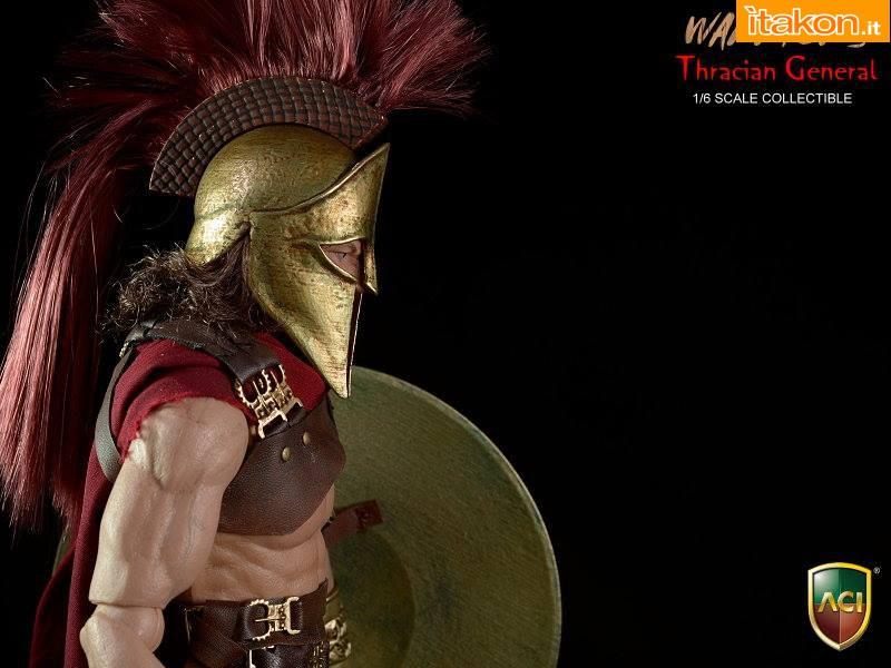 [ACI Toys] Thracian General ACI-19 1/6 scale figure Ac05