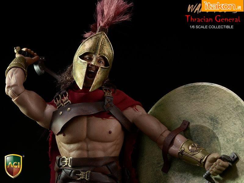 [ACI Toys] Thracian General ACI-19 1/6 scale figure Ac10