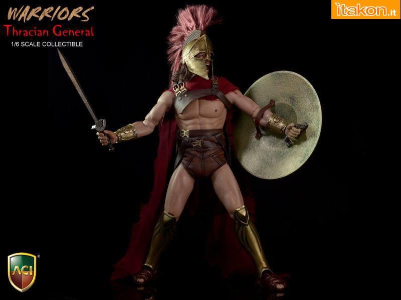 [ACI Toys] Thracian General ACI-19 1/6 scale figure Ac13