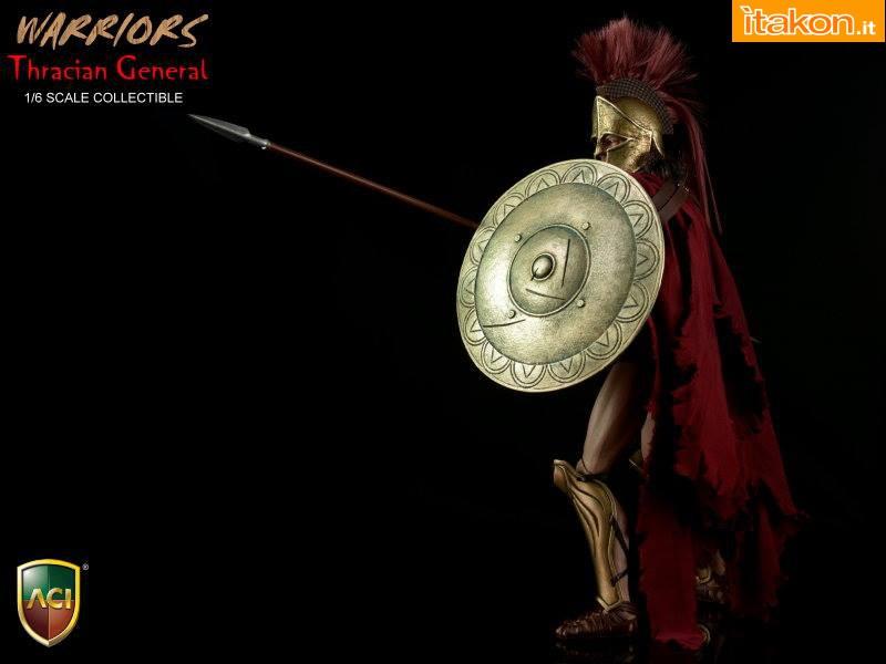 [ACI Toys] Thracian General ACI-19 1/6 scale figure Ac15
