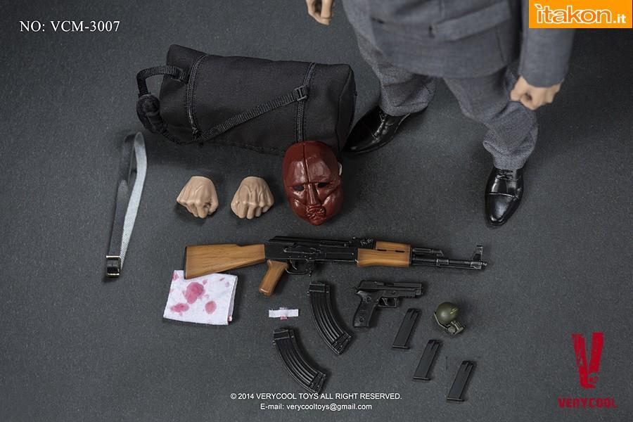 [VERYCOOL] Kane & Lynch: Dead Men 1/6 scale figure B12